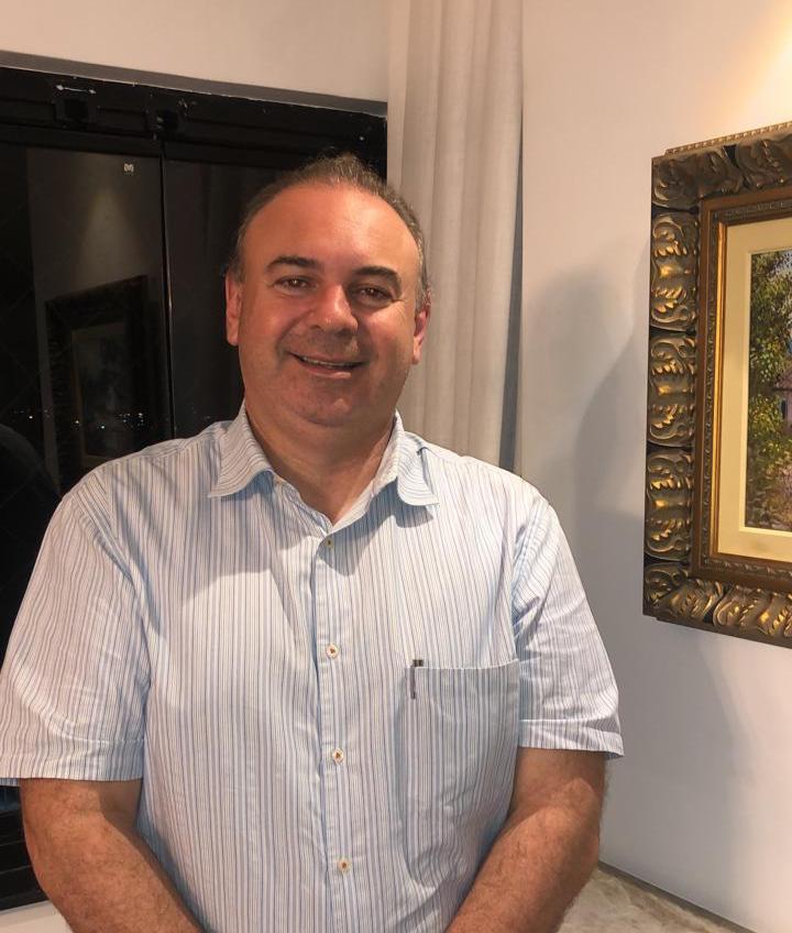Flávio Gomes, diretor da Ceará Stone
