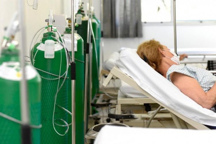 Gestores estão apreensivos em relação ao suprimento de oxigênio para atender pacientes com Covid-19. (Foto: Divulgação/MPCE)