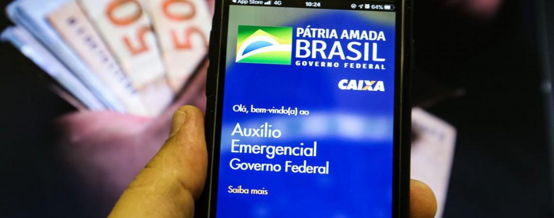 O anúncio foi feito em live semanal nesta quinta-feira, 25.  (Foto: Marcello Casal Jr/Agência Brasil)