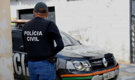 Polícia Civil localizou o suspeito em Fortaleza após 1 ano e 6 meses do crime.