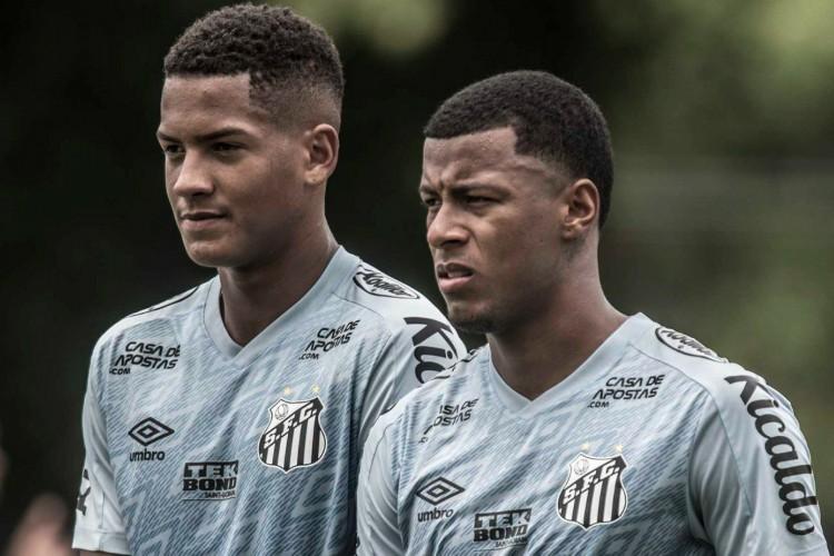 Santos viaja para enfrentar o Bahia. Caso o Peixe vença, o Fortaleza mantem viva a chance de Sul-Americana  (Foto: Divulgação / Santos FC)