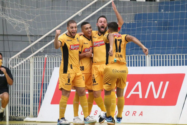 Supercopa de Futsal começa nesta quinta com campeões da temporada 2020 (Foto: )
