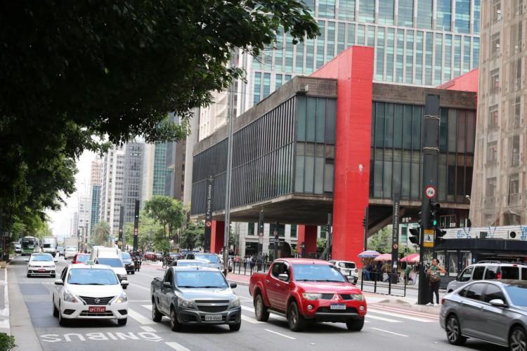 São Paulo - Fachada do Museu de arte de São Paulo Assis Chateaubriand - Masp, na Avenida Paulista. (Foto: Rovena Rosa/Agência Brasil)