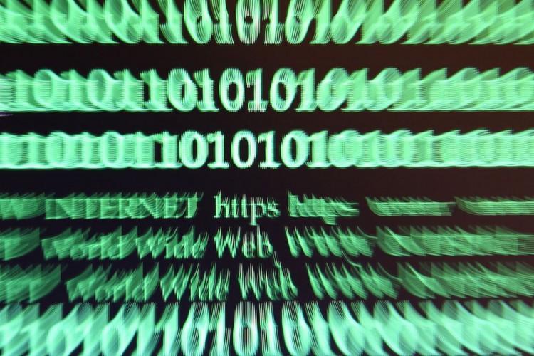 www, internet,código binário (Foto: Marcello Casal JrAgência Brasil)