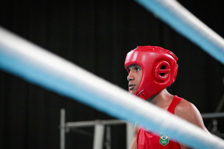 Boxe: brasileiros obtêm 100% de aproveitamento na Bulgária (Foto: DaniloBorges)