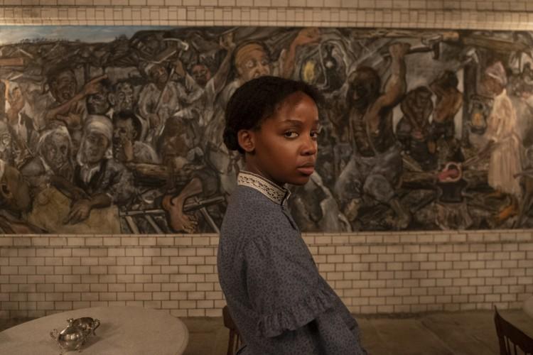 Minissérie 'The Underground Railroad' é baseada na livro homônimo de Colson Whitehead (Foto: Kyle Kaplan/Amazon Studios)