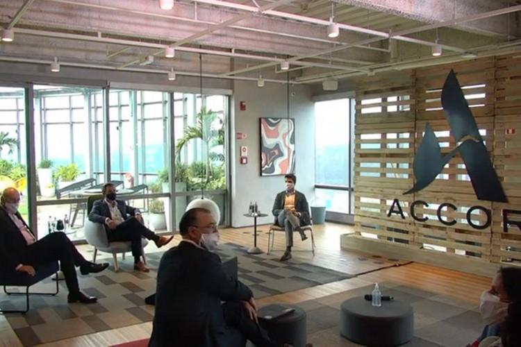 Inauguração de um empreendimento em Fortaleza e início de outro no Pecém estão entre os investimentos da rede de hotéis Accor previstos para 2021 (Foto: Reprodução Accor)