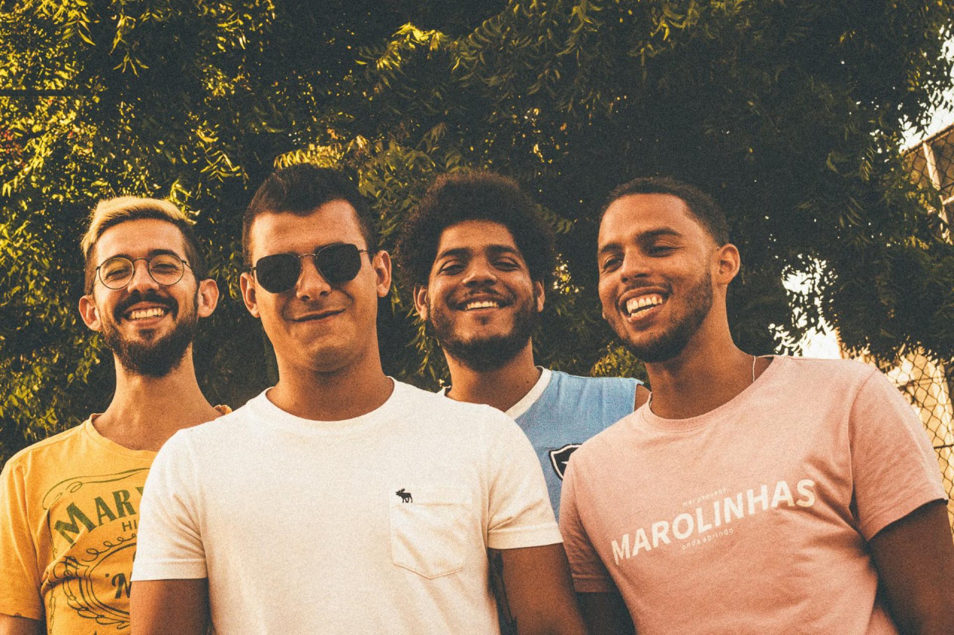 Reggae autoral: Banda Nossa Praia lança