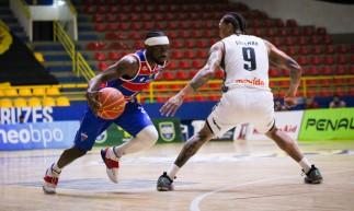 Fortaleza Basquete Cearense venceu o Mogi em partida da NBB.
