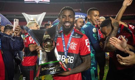 Gerson vai se transferir para o Olympique de Marselha-FRA