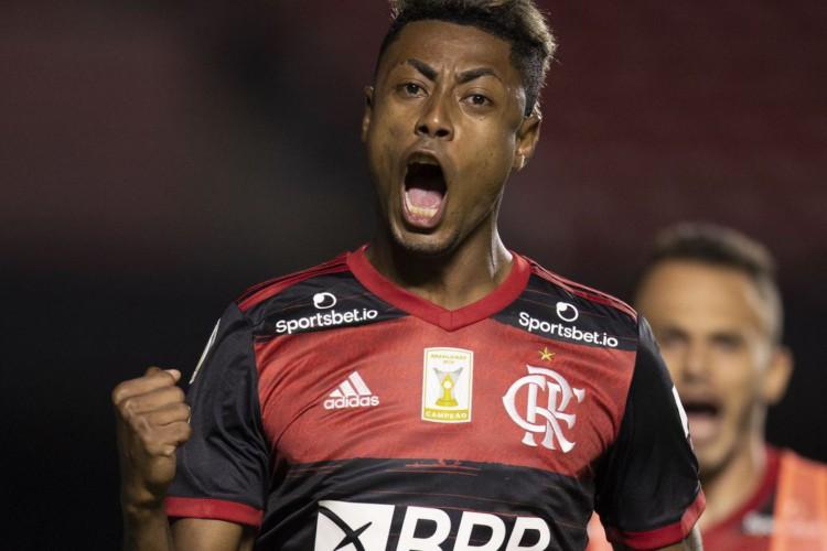 Mesmo derrotado por São Paulo, Flamengo é campeão Brasileiro (Foto: Lucas Figueiredo/CBF)