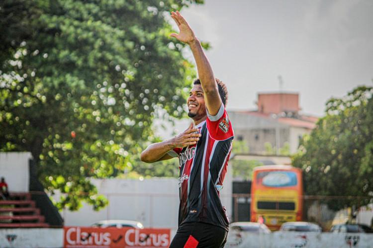 O Ferroviário enfrentará o Caucaia na última rodada da primeira fase do Cearense 2021 no estádio Franzé Morais, CT do Ceará (Foto: Lenilson Santos / Ferroviário AC)
