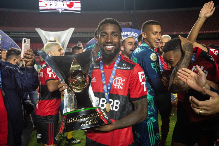Gerson vai se transferir para o Olympique de Marselha-FRA (Foto: Alexandre Vidal / Flamengo)