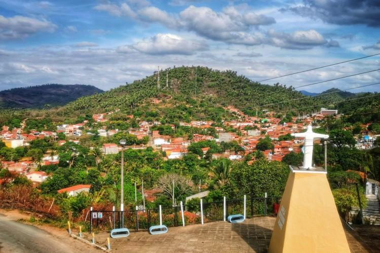 Meruoca fica distante 248 quilômetros de Fortaleza (Foto: Prefeitura de Meruoca / Divulgação)
