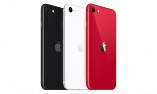 A segunda geração do modelo iPhone SE foi lançada em abril de 2020