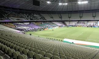 FORTALEZA,CE, BRASIL, 26.02.2021: Arena Castelão.  (Fotos: Fabio Lima/O POVO).