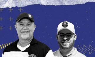 Técnico Pedro Manta e auxiliar técnico Allan Max não fazem mais parte do Crato.
