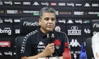Marcelo Cabo chega ao Vasco confiante e promete time ofensivo
