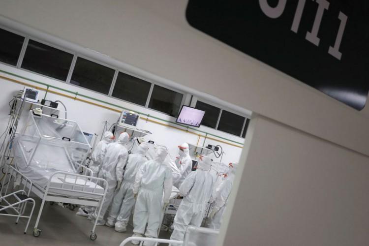 Covid-19: Saúde autoriza recursos para 3,2 mil leitos de UTI  (Foto: )
