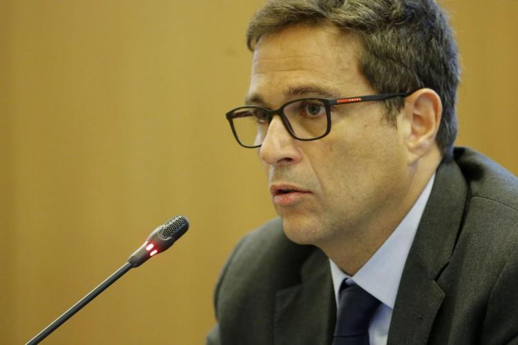 Roberto Campos Neto participou de seminário junto a membros do mercado financeiro. (Foto: Raphael Rbeiro/BCB)