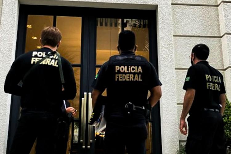 São Paulo/SP- A Polícia Federal deflagrou hoje (29/10) as fases 11 e 12 da Operação Descarte, denominadas SIL (Foto: Divulgação/Polícia Federal)