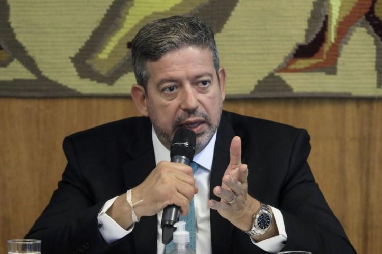 Reunião de líderes. Presidente da Câmara, dep. Arthur Lira (PP - AL) (Foto: Luis Macedo/Câmara dos Deputados)