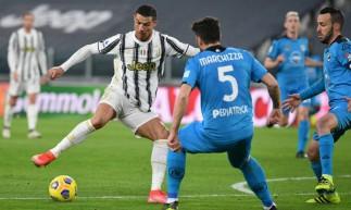 A Juventus reagiu no campeonato e venceu o Spezia por 3 a 0