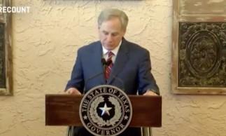 Governador do Texas anuncia abertura do comércio e o fim do uso obrigatório de máscara diante da pandemia de Covid-19
