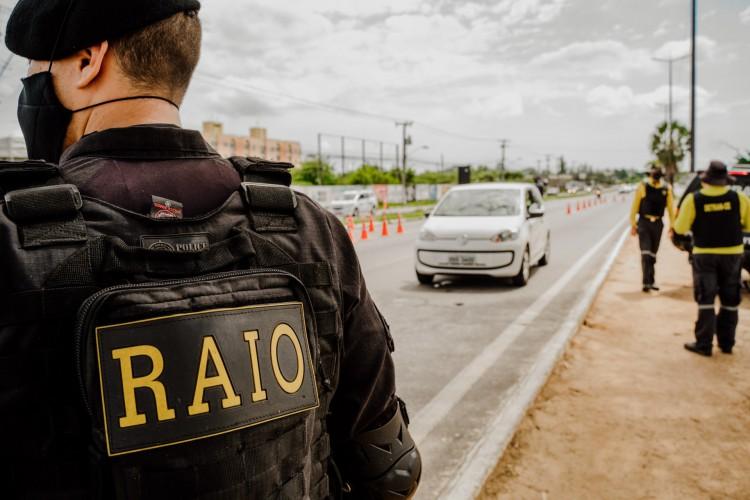 Recursos serão destinados ao fortalecimento das instituições e à capacitação dos profissionais de segurança pública (Foto: JÚLIO CAESAR)