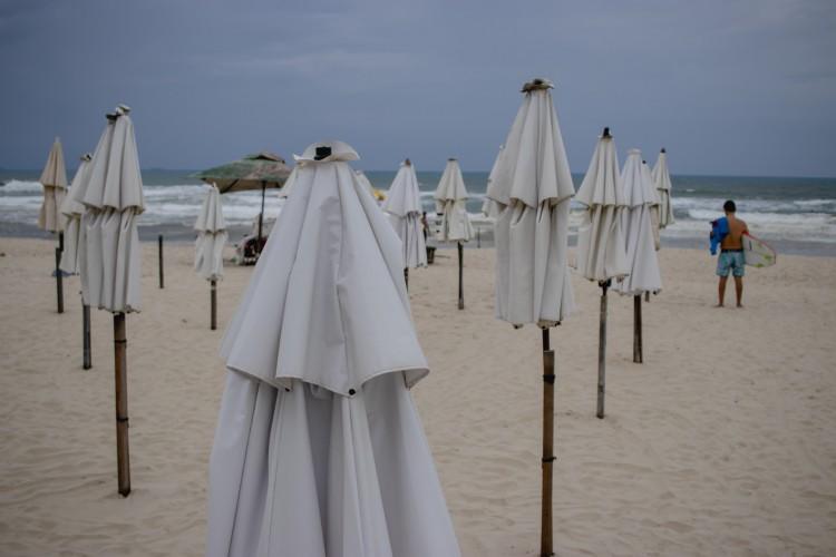 Turismo foi um dos setores mais impactados na pandemia (Foto: Aurelio Alves)