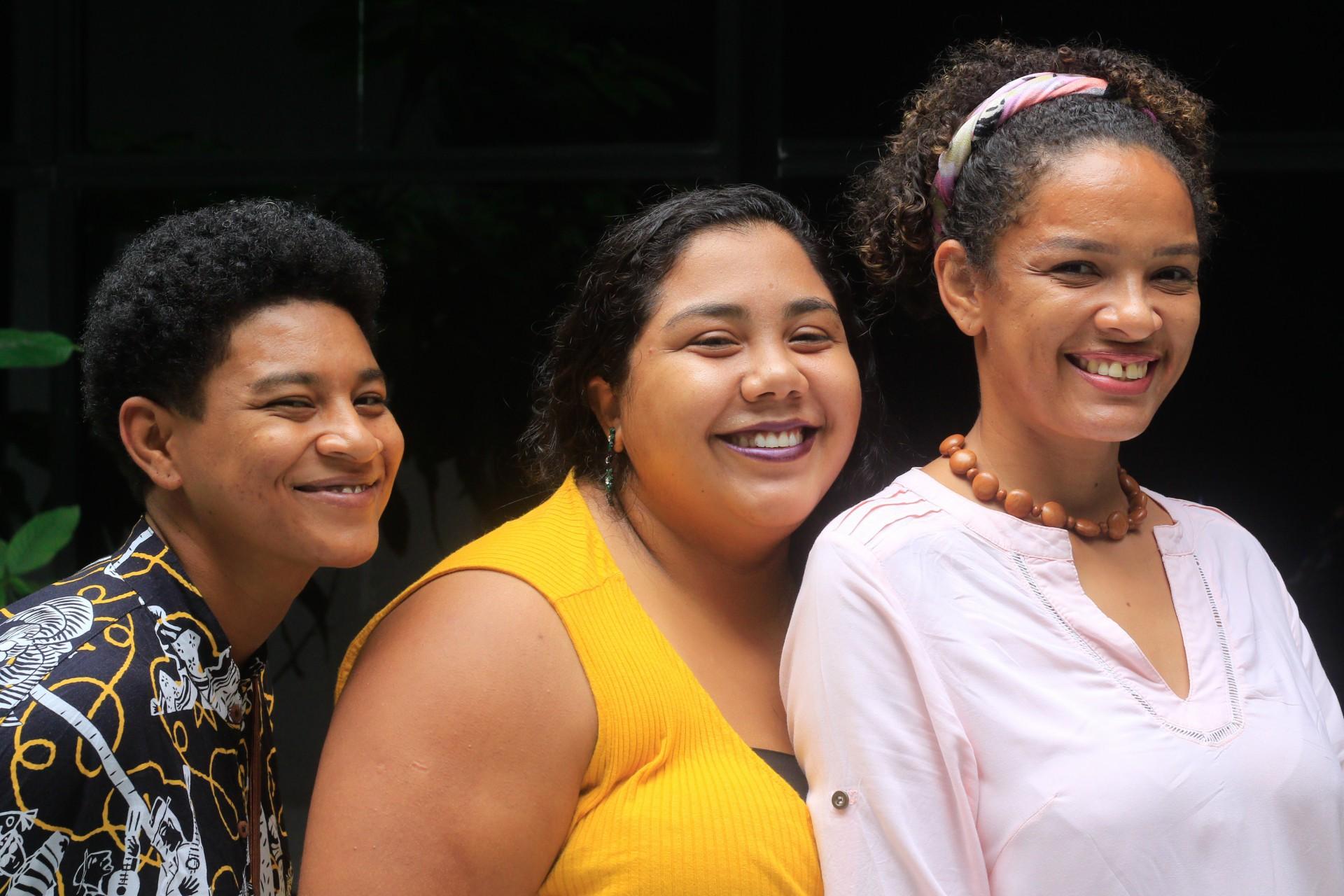 A mandata Nossa Cara (Psol) é o primeiro mandato coletivo de Fortaleza, formado por Louise Santana, Adriana Geronimo e Lila Beserra.