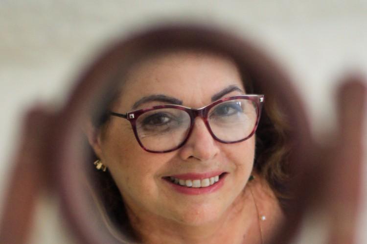 Doutora em Economia Social, Silvana Parente, é vice-presidente do Corecon-CE(Foto: BARBARA MOIRA)
