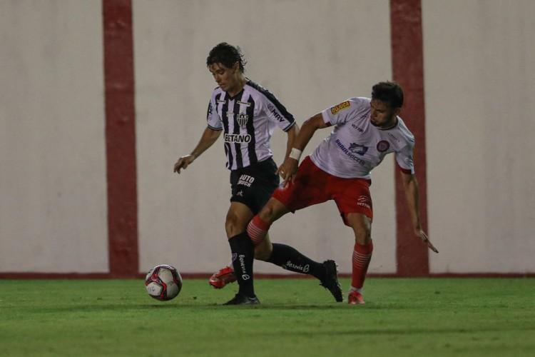 Atlético-MG bate Tombense por 2 a 1 no Mineiro (Foto: )