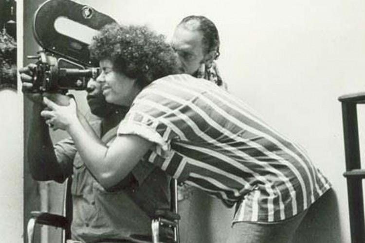 A cineasta Adélia Sampaio é símbolo do protagonismo feminino no cinema brasileiro (Foto: Reprodução/Acervo pessoal)