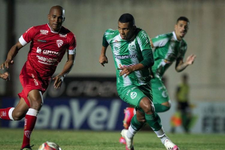 Fora de casa, São Luiz vence Juventude no Campeonato Gaúcho (Foto: )
