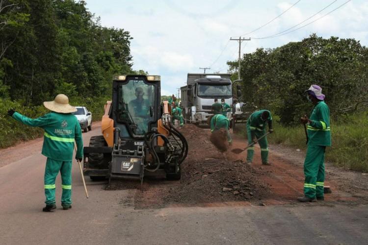 Governo abre crédito para reconstruir rodovias danificadas pela chuva (Foto: )