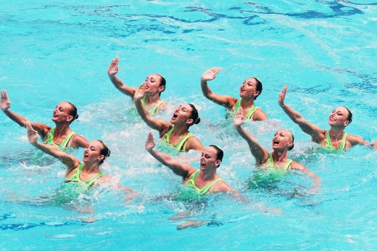 Atual campeã, seleção de nado sincronizado é convocada a Sul-Americano (Foto: FotoME_(61)3217-1875)