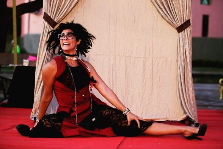 Romina Noelia Sanchez apresenta '3 mulheres 1 caminho' nesta segunda-feira, 8 de março (Foto: Divulgação)