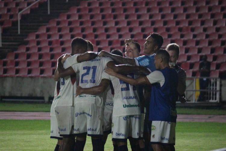 Fortaleza é o único time com 100% de aproveitamento na Copa do Nordeste (Foto: Leonardo Moreira /FortalezaEC)