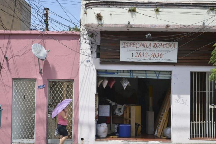 De acordo com o Sebrae, quase da metade dos 6 milhões de empreendedores individuais formalizados, trabalha em casa. (Foto: Rovena Rosa/Agência Brasil)