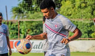 Adilson Bahia é o vice-artilheiro do Campeonato Cearense em 2021