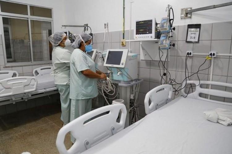 Novos leitos do Hospital Municipal Raimundo Venâncio de Souza
