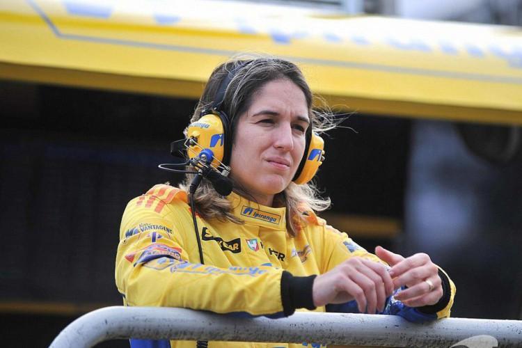 Bia Figueiredo é nomeada coordenadora nacional do FIA Girls on Track (Foto: )