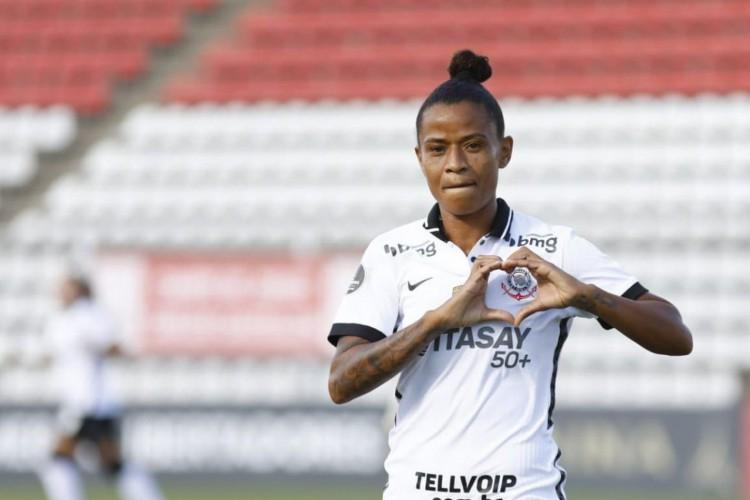 Libertadores Feminina: Corinthians goleia de novo e está nas quartas (Foto: )