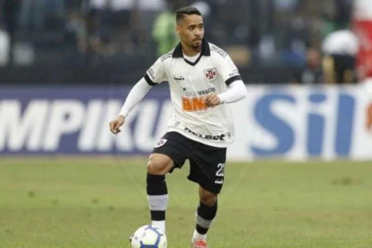 Yago Pikachu tem contrato com o Vasco até dezembro de 2021 (Foto: Rafael Ribeiro/Vasco/Divulgação)