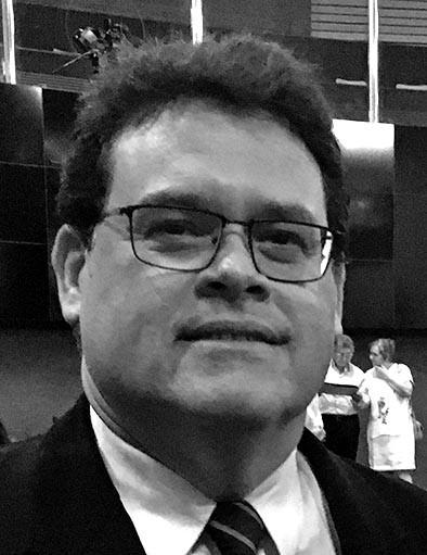 Paulo Sérgio Dourado, professor da UFC