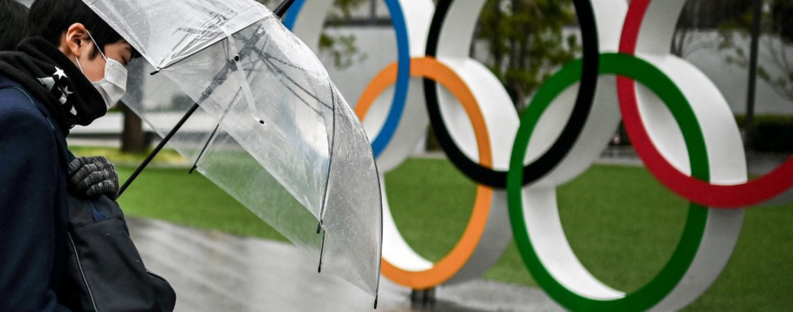 Tóquio-2020 busca enfermeiros para trabalharem durante os Jogos Olimpicos (Foto: Charly TRIBALLEAU / AFP)