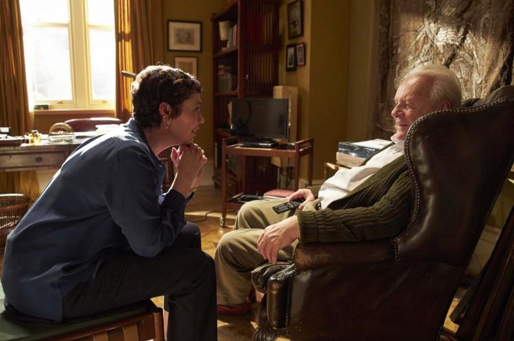 Drama familiar 'Meu Pai' tem Anthony Hopkins e Olivia Colman no elenco