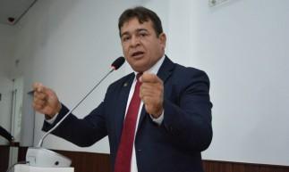 Ronivaldo Maia, líder do PT na Câmara Municipal