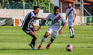 Ceará e Ferroviário se enfrentaram no estádio Franzé Morais pela estreia da segunda fase do Campeonato Cearense 2021